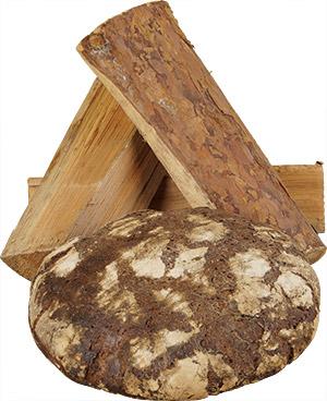 Holzofenbrot